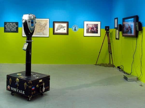 Michael Oatman, Tower Optical, 2005.